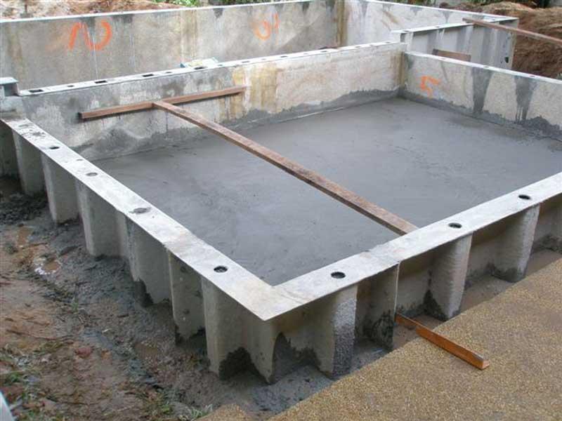 Semi Above Ground Pool